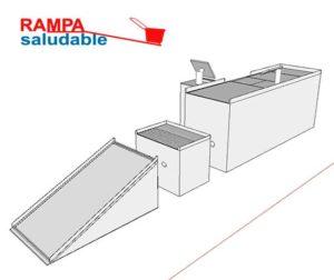 Rampa Saludable Modular