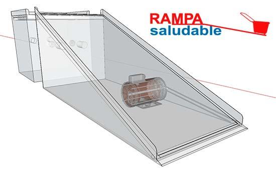 Rampa Saludable Morotizada